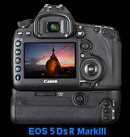 Hans Hendriksen uses EOS1Ds as first spare camera