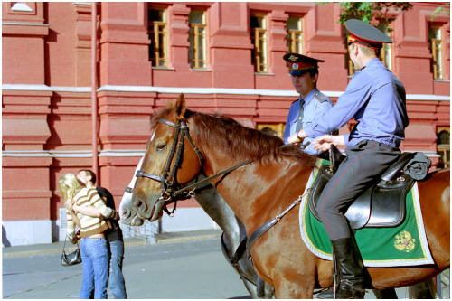++ Red Square Passion in Moscow. Click to enter the Russia and Transmongolian Railway Gallery with 52 impressions ++