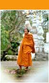 Luang Prabang monnik - ©Hans Hendriksen