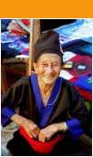 Marktvrouw in Luang Prabang - ©Hans Hendriksen